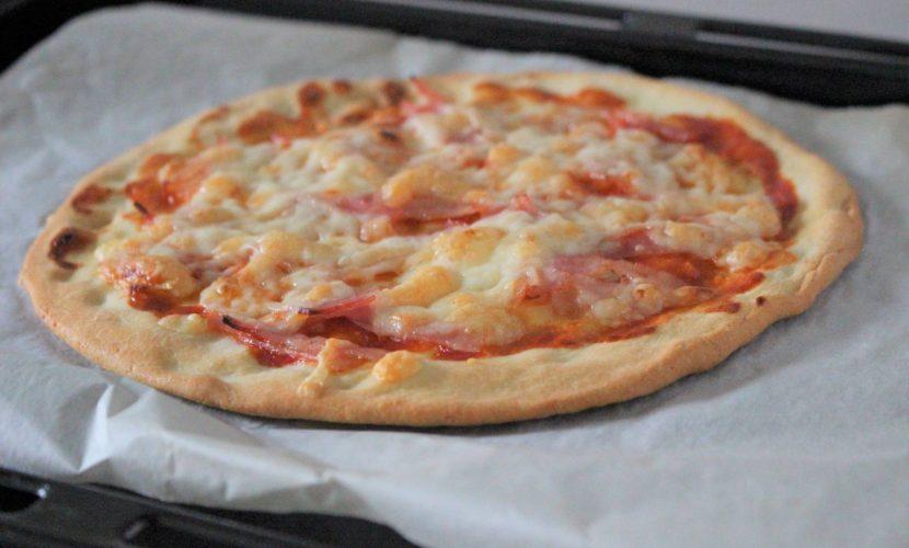 プロテインクリスピーピザ