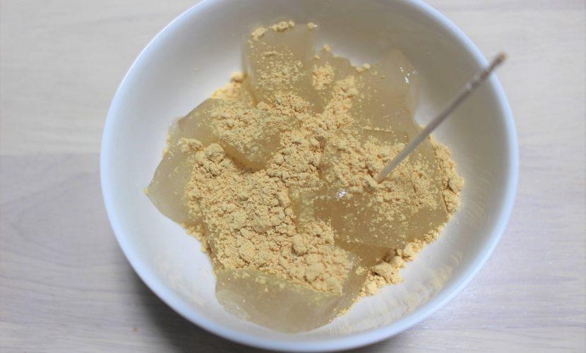糖質オフわらび餅